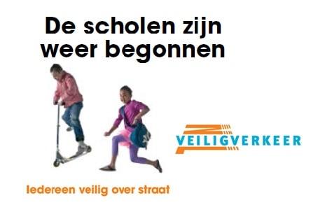 Teksten voor Veilig verkeer Nederland